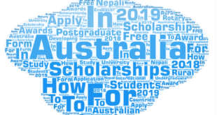 Up to 15,000 dollars scholarships for international students for regional study - NepaliPage
