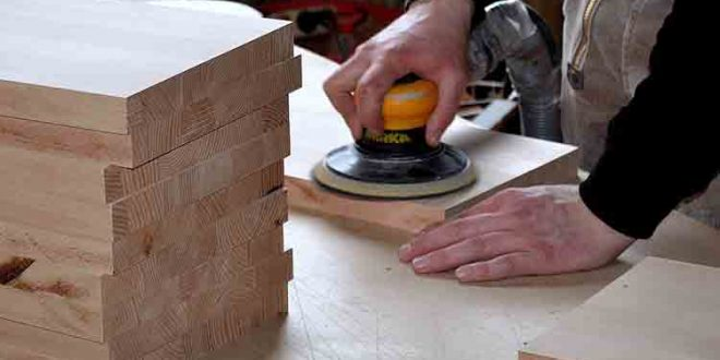 Working as a cabinetmaker in Australia