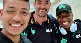 Sandeep Lamichhane : Spreading Nepali Magic with his cricket in Australian Big Bash League - NepaliPage