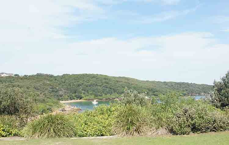 Scenic View of La Perouse - NepaliPage