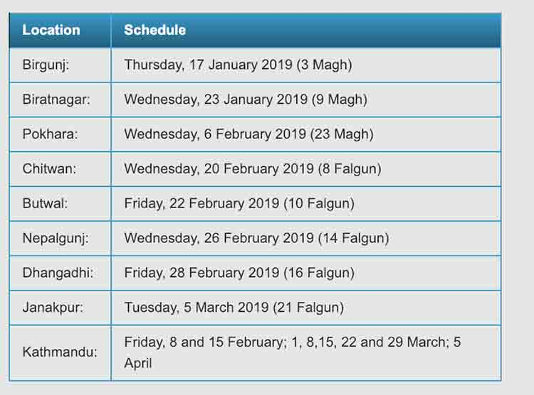 Want to study Australia? Don't miss these seminars - NepaliPage