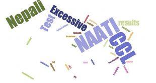 Reasons student fail on NAATI CCL Test - NepaliPage