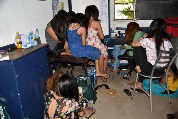 12 Nepalese girls arrested in Kenyan Bar - NepaliPage