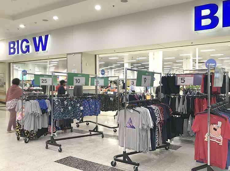 Chance to save big bucks on shopping, Clearance sale at Big W - NepaliPage
