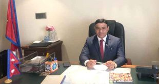 New Nepalese Ambassador in Canberra - NepaliPage