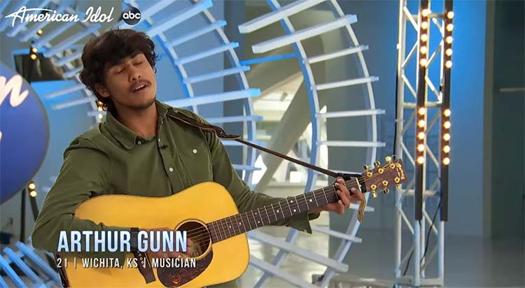 Dibesh Pokhrel, Nepalese 'rock star' on American Idol - NepaliPage