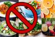 Foods not allowed in Australia