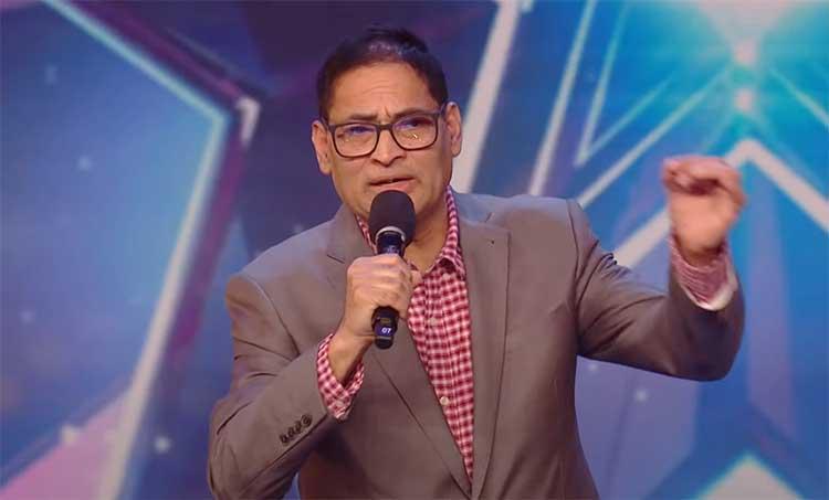 Bhim Niroula rocked Britain's Got Talent crowd - NepaliPage