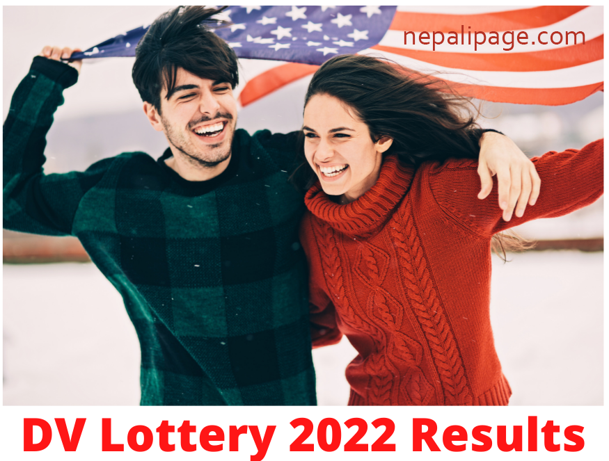 2022 DV lottery results out - NepaliPage