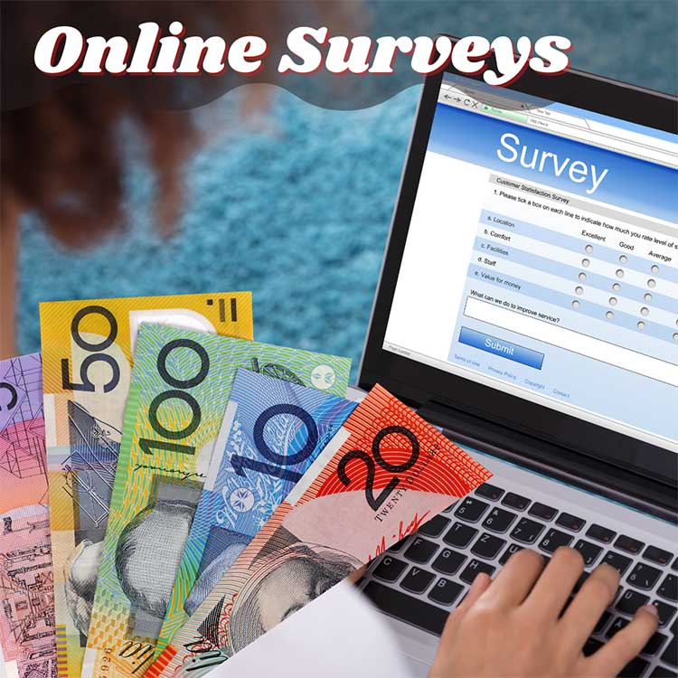 Make passive income filling online surveys - NepaliPage